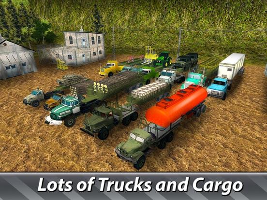 Скачать Cargo Trucks Offroad Driving Full