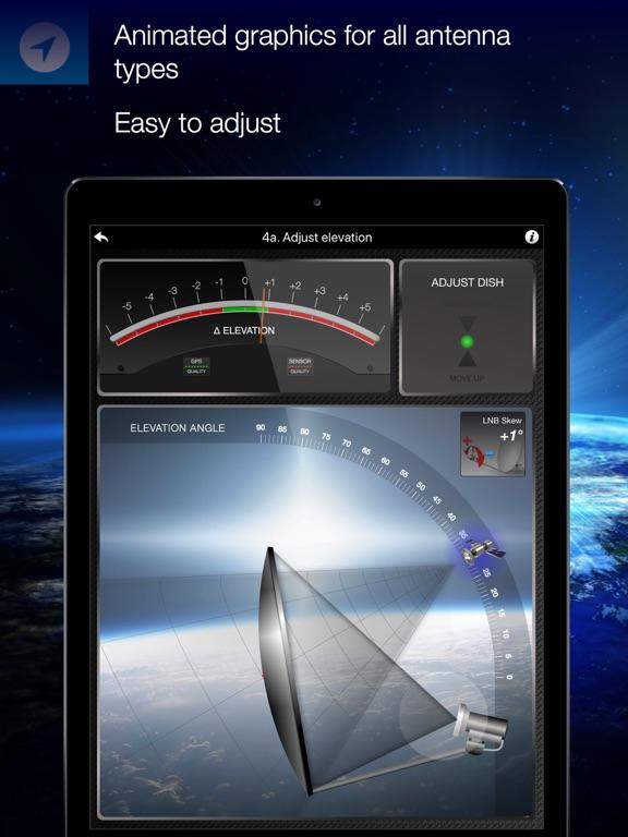 satfinder iphone app free