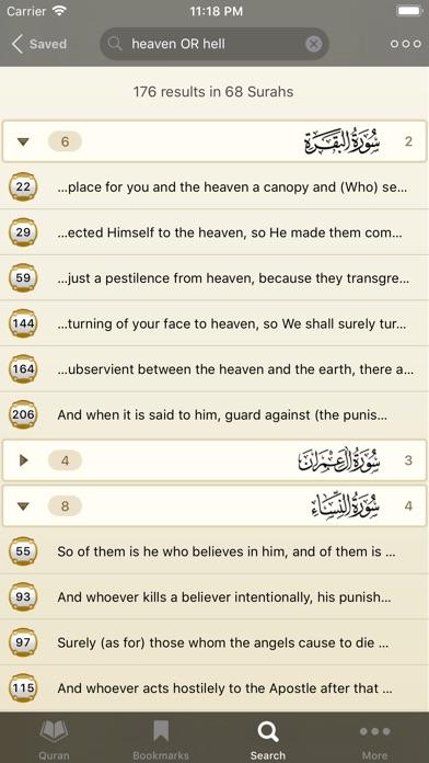 iQuran Screenshot 5