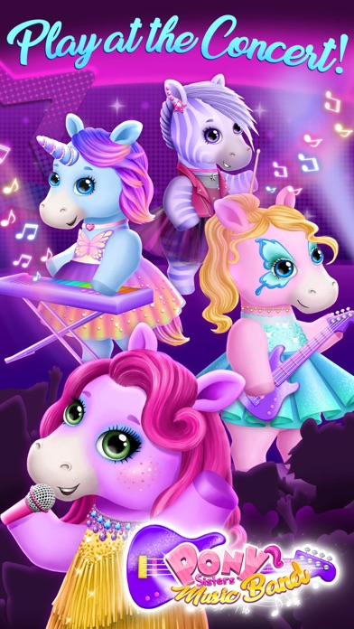 Pony Sisters Pop Music Band