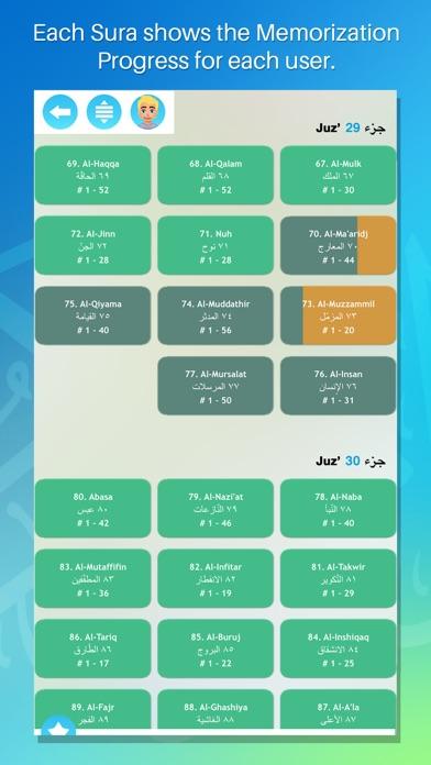 Memorize Quran for Kids 截图2