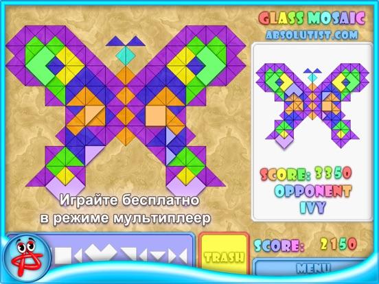 Скачать Glass Mosaic: Мозаика-Оригинальная головоломка