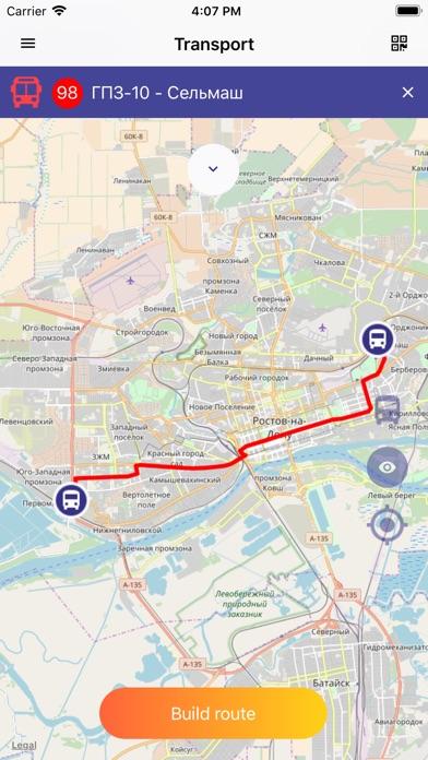 Rostov City Transport