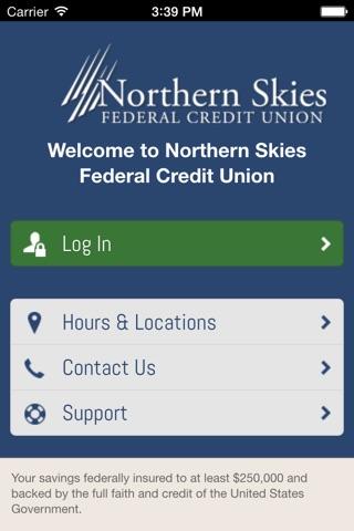 Northern Skies eMobile screenshot 2