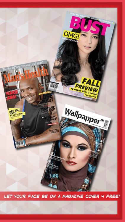 magazine cover photo maker by milivoje dimitrijevic