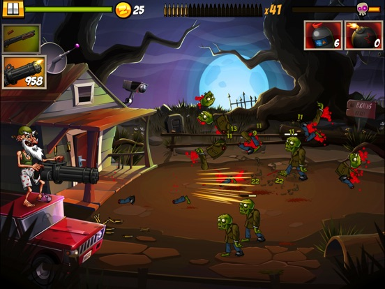 Zombie Smash! Time Travel Скриншоты9