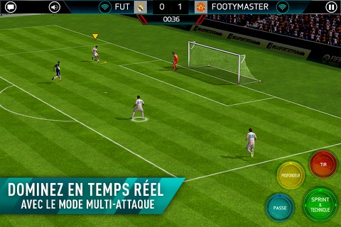 FIFA Football screenshot 4