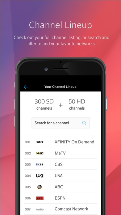 download XFINITY My Account apps 4