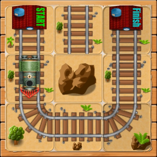 Unstoppable train game