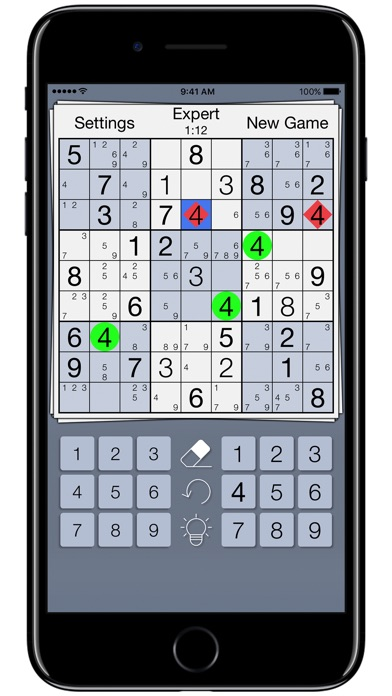 Premium Sudoku Cards screenshot 2