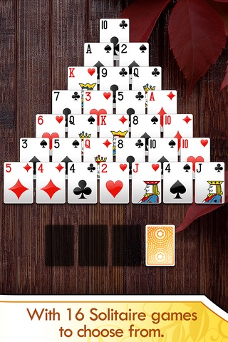 Solitaire Deluxe® 2: Card Game screenshot 2