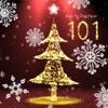 Weihnachts Countdown 3D Tree