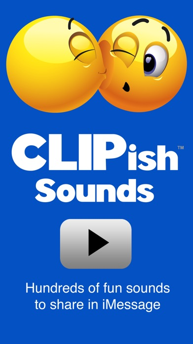CLIPish Sounds Screenshot