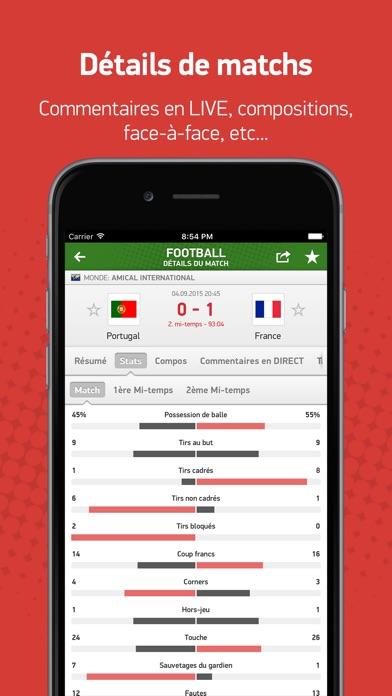 download Flash Résultats apps 2