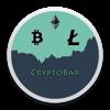 CryptoBar: Bitcoin and Altcoin 앱 아이콘 이미지