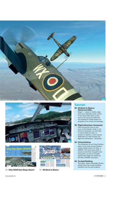 Pc Pilot Magazine review screenshots