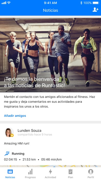 download Runtastic: Correr y caminar apps 2