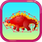 connect dots game icon