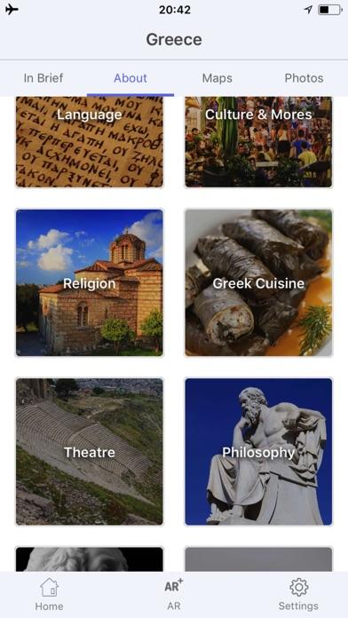 Grèce Guide de VoyageCapture d'écran de 2