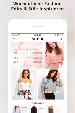 SHEIN - Fashion Shopping screenshot 1