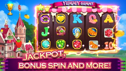 Screenshots of Clash Slots - Best & New Slots for iPhone