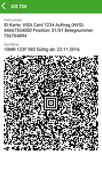 Screenshot von FIRST® Mobile Traveller4