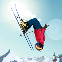 Red Bull - Red Bull Free Skiing artwork