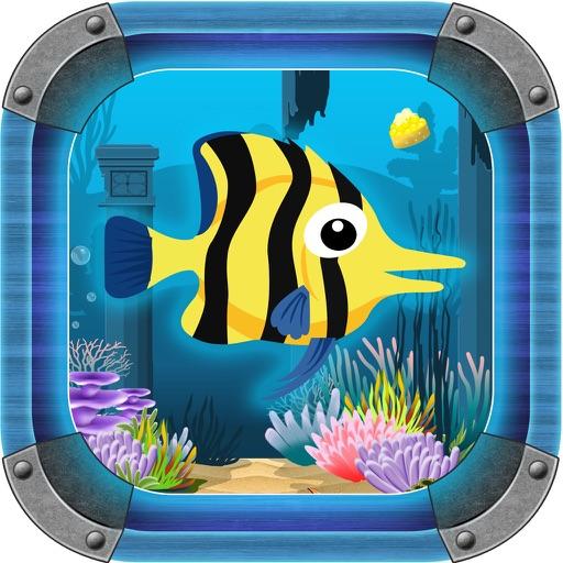 Craving Fish : Slippy Fish Under Water Adventure
