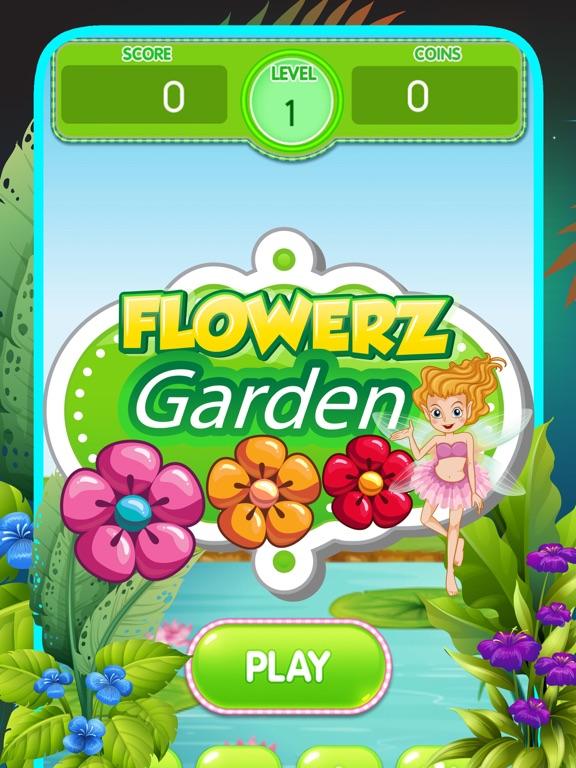 花园合并 - 链接颜色匹配拼图:在 App Store 上的