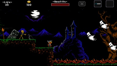 Ghoulboy Adventure iOS Screenshots