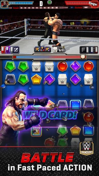 WWE Champions - Action Game screenshot 1