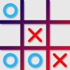 Ricky Weiss - Tic Tac Toe Stickers & Game +  artwork