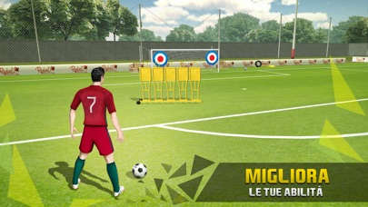 Screenshot of Soccer Star 2018 World Legend3