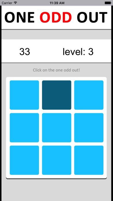 download 颜色找不同 - 考验最强大脑反应力的智力游戏 appstore review