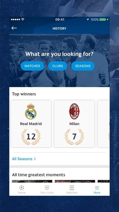 champions league app