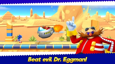 Sonic Runners Adventure screenshot 3