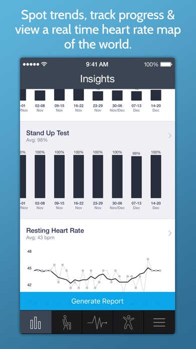 download Instant Heart Rate: HR Monitor appstore review