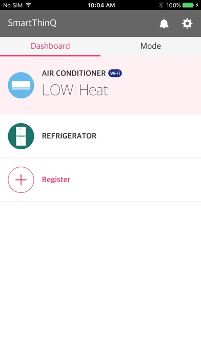 download LG SmartThinQ apps 2