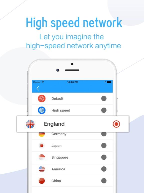 VPN - Speed VPN Proxy Скриншоты5