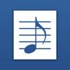 Notation Pad-Komponieren Noten