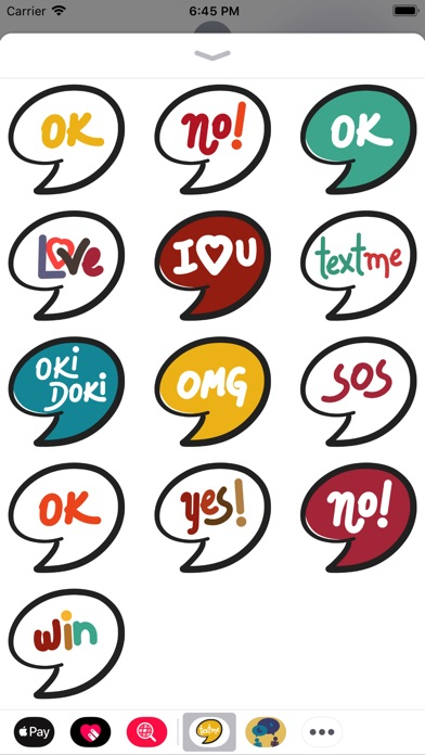 download TextMe Stickers apps 1