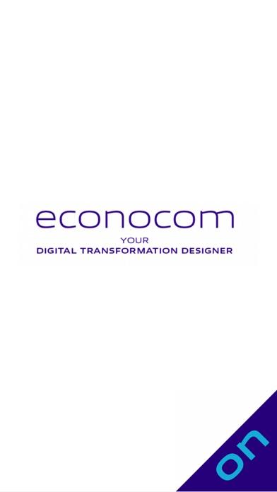 Screenshot of Econocom Italia1