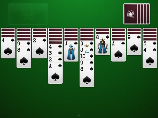 Скачать ⋆Spider Solitaire