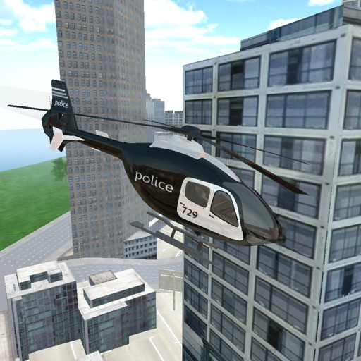 Police Helicopter Simulator: City Flying images