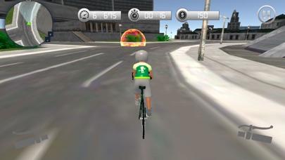 自転車交通レーシングライダーのスクリーンショット3