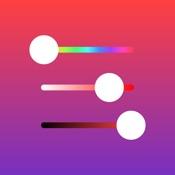 纯色壁纸 多彩背景 – Background Color [iPhone]