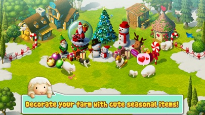 Tiny Sheep : Pet Sim on a Farm Скриншоты3