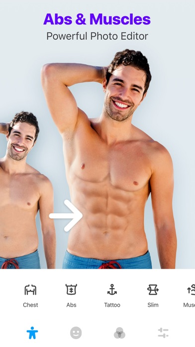 download Manly - Photo Editor for Men apps 3