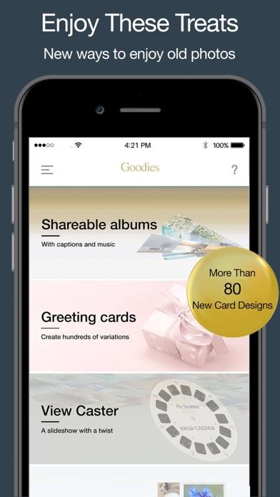 Pic Scanner Gold Screenshots