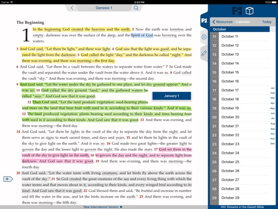 T l charger streams in the desert bible pour iphone ipad for Application miroir pour ipad